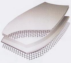 Bodyboard mesh