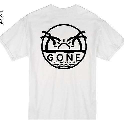 Gone Island white