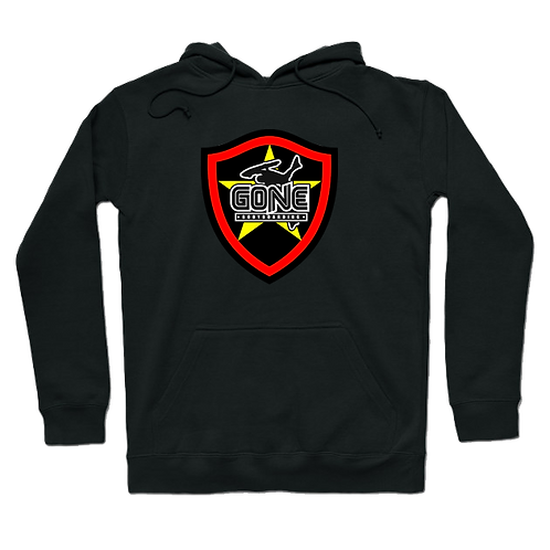 Gone United colour Hoodie