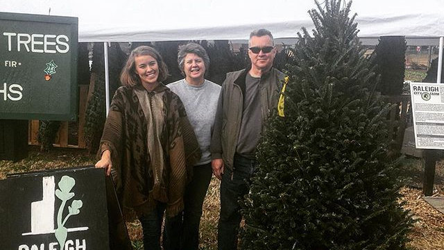 6-7ft Christmas tree