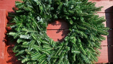 "12"" Wreath - Fraser Fir"