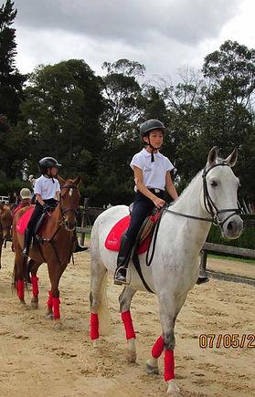 Clases de Equitación en Chía Cundinamarca