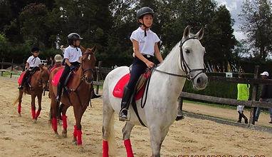 Clases de Equitación para todas las edades en Kabalia - Academia de Equitación