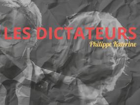 LES DICTATEURS de Philippe Katerine