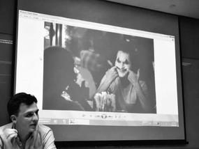 PSYCHOANALYSIS & SCREEN - Conference at IMH