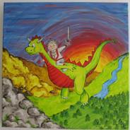 ridder draak iw