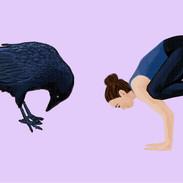 yoga kraai iw