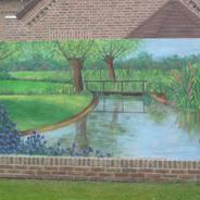 tuin waterlandschap iw
