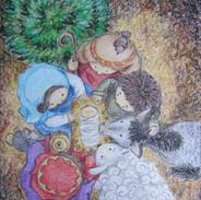 kerststal iw