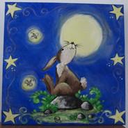 maan konijn iw