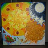mandals zon maan iw