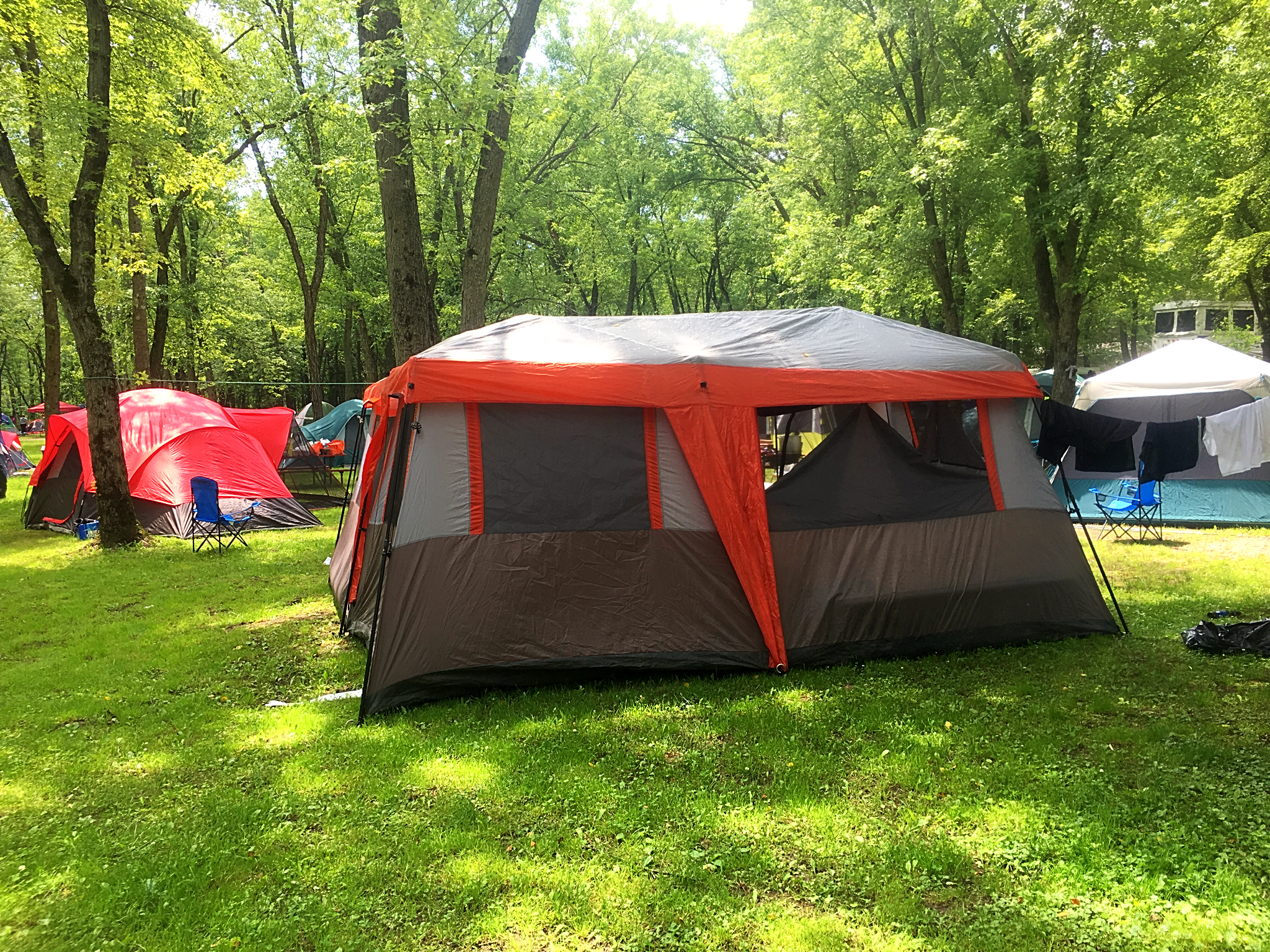 Adult Tent Site