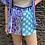 Thumbnail: Aqua Polka Shorts
