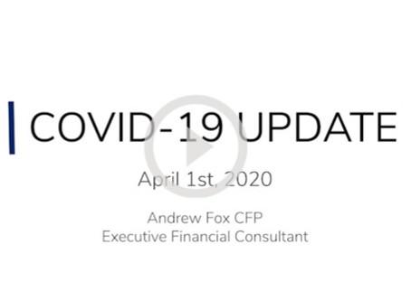 COVID-19 Update #3