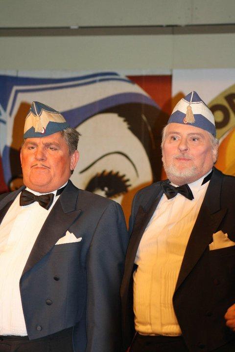 Ole Holmgreen og Bo Jalsig