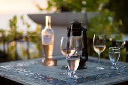 Cafe Luna Barbados wine
