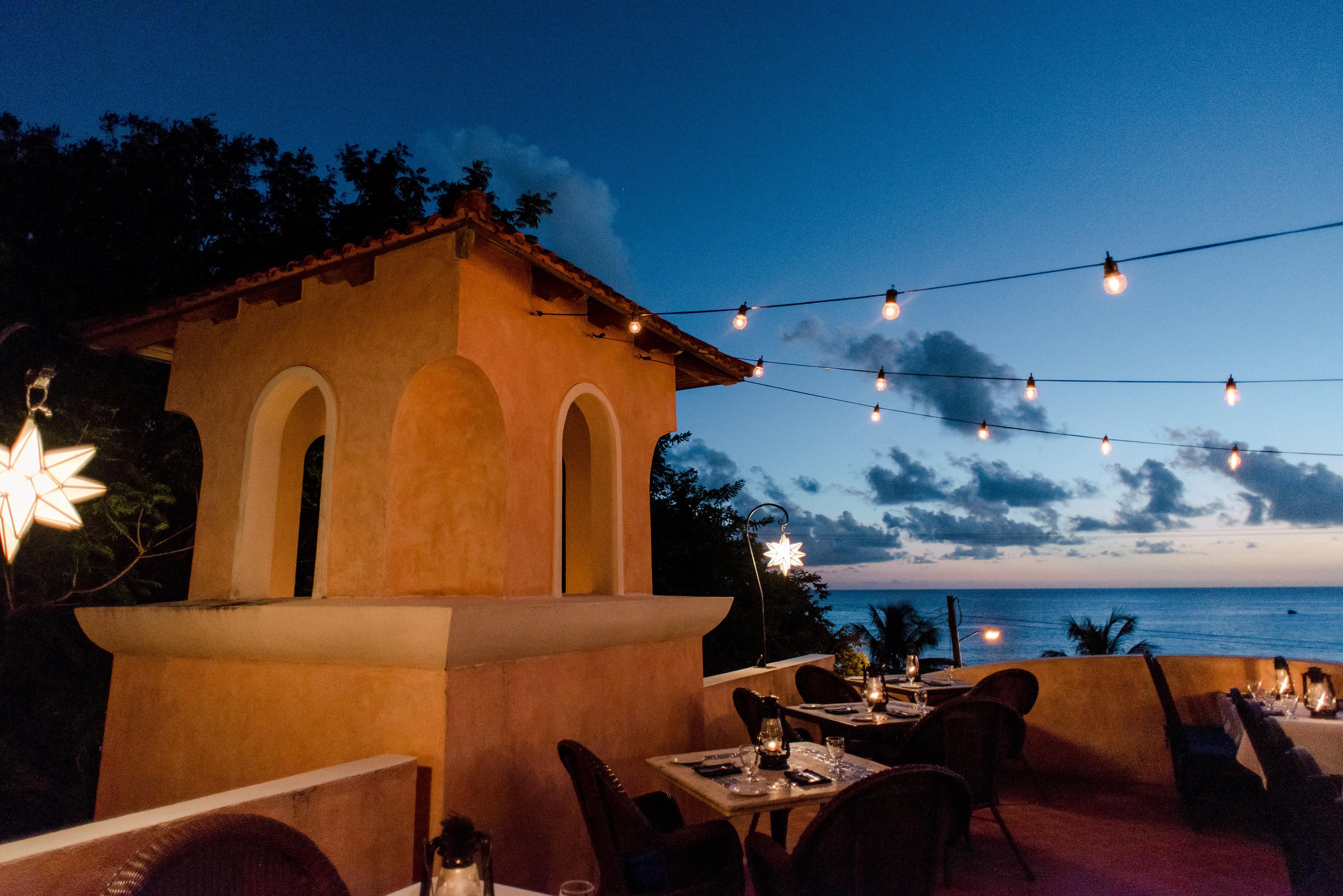 tower cafe luna barbados