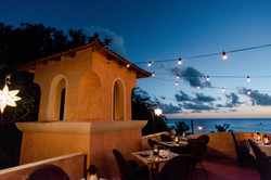 Cafe Luna Barbados tower