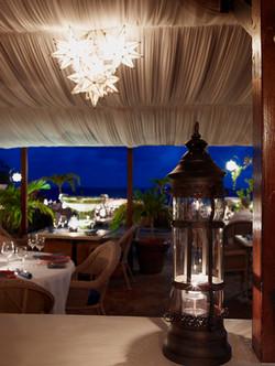 Cafe Luna Barbados bar