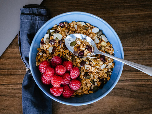 Granola brings convenience to your life