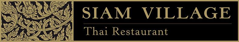 Siam Village Logo