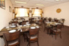 VIP room for private dining and group bookings