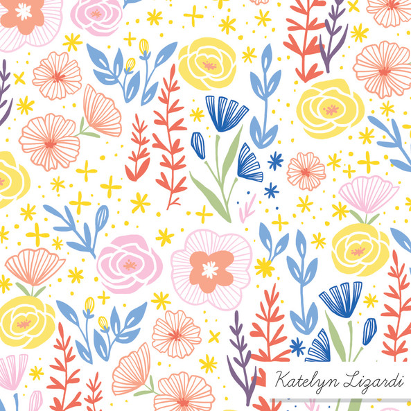 Spring Florals Collection