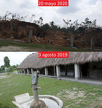 dispensario_antes_después_ciclón.JPG