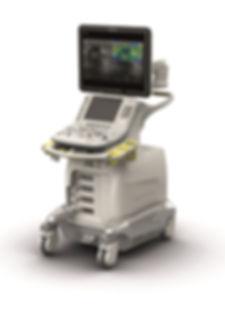 Sonographie Ultraschall modernste Technik