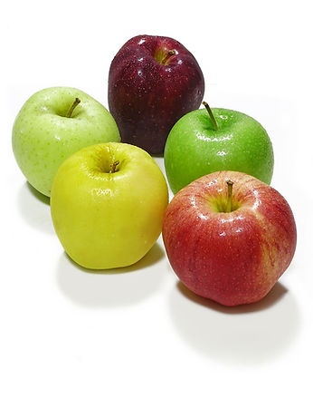 Äpfel enthalten viel Fruktose und Sorbit
