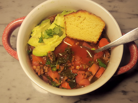 Veggie Loaded Chili (AIP, SCD, low-fodmap)