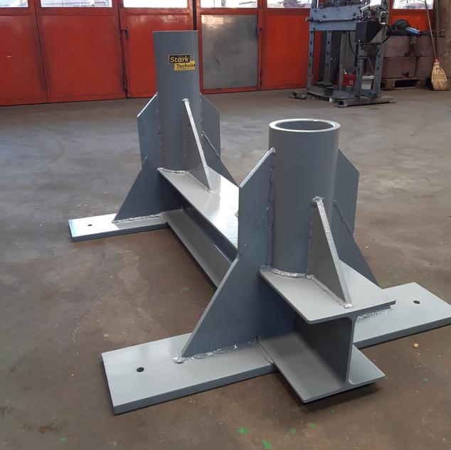 Ständer für Abbruchhammer