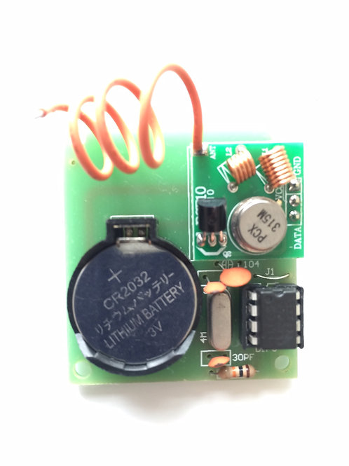 Active RFID Transmitter, 8 meters,  RF8315T