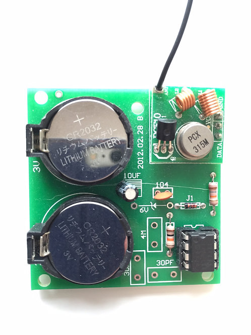Active RFID Transmitter, 40 meters, RF40315T