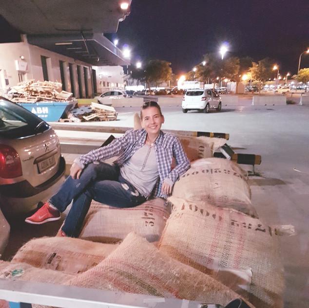 Exportación a mallorca de café de altura