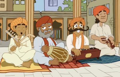 Reaching Rajasthan