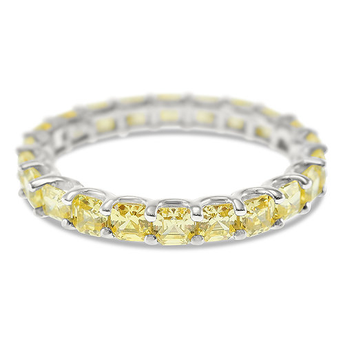 Sterling Silver Cubic Zirconia Ring 141408