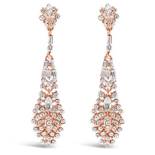 Fashion Crystal Drop Earrings 143579