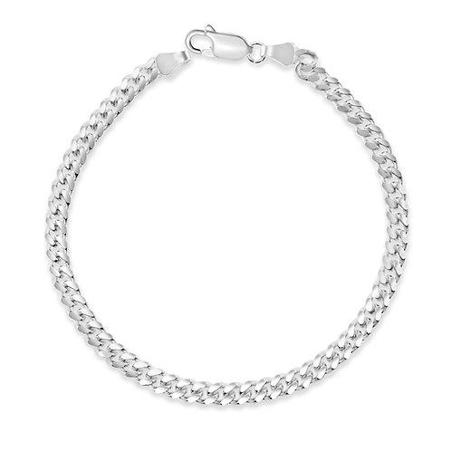 Bitter Sweet Sterling Silver Bracelet 142108