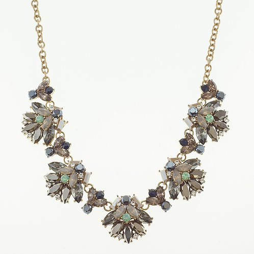 Fashion Green Necklace 141111