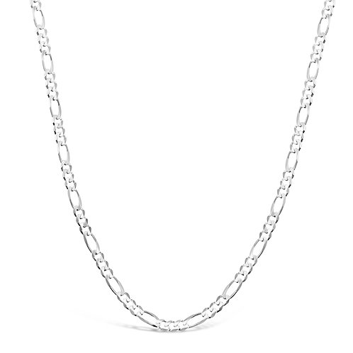 Bitter Sweet Sterling Silver Necklace 142100
