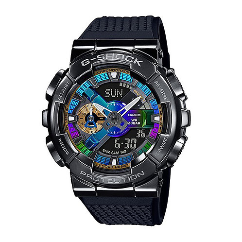 Casio G-SHOCK GM110B-1A MEN'S WATCH 143135