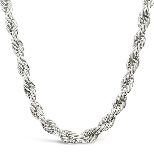 Bitter Sweet Stainless Steel Silver 5mm Chain 141492