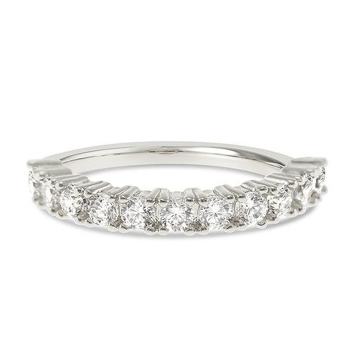Bitter Sweet Fashion Silver Cubic Zirconia Ring 141981