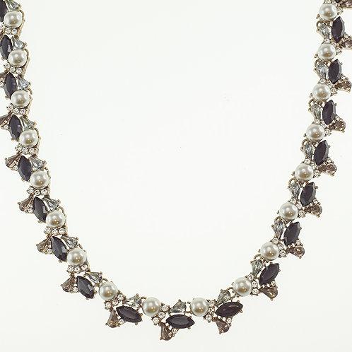 Fashion Black Necklace 141995
