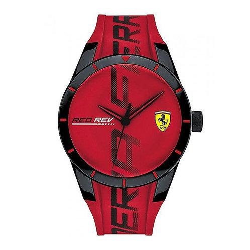Ferrari Scuderia Redrev Mens Watch 132909
