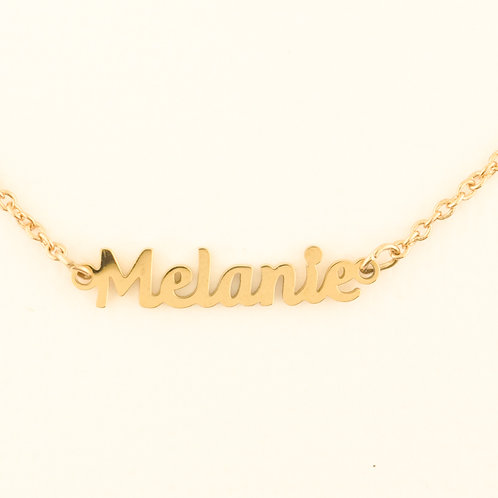 Marina De Buchi Personalized Necklace Melanie 140365