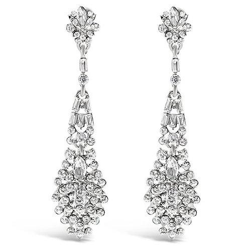 Fashion Crystal Drop Earrings 143577
