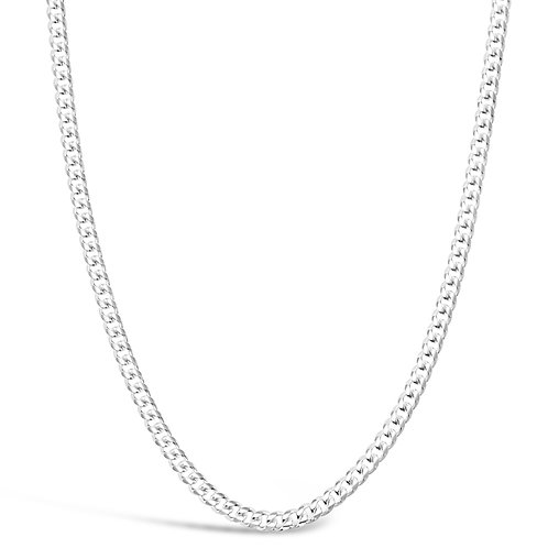 Bitter Sweet Sterling Silver Necklace 142109