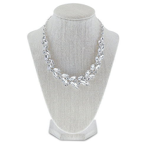 Fashion Crystal Necklace & Earrings Set 142247